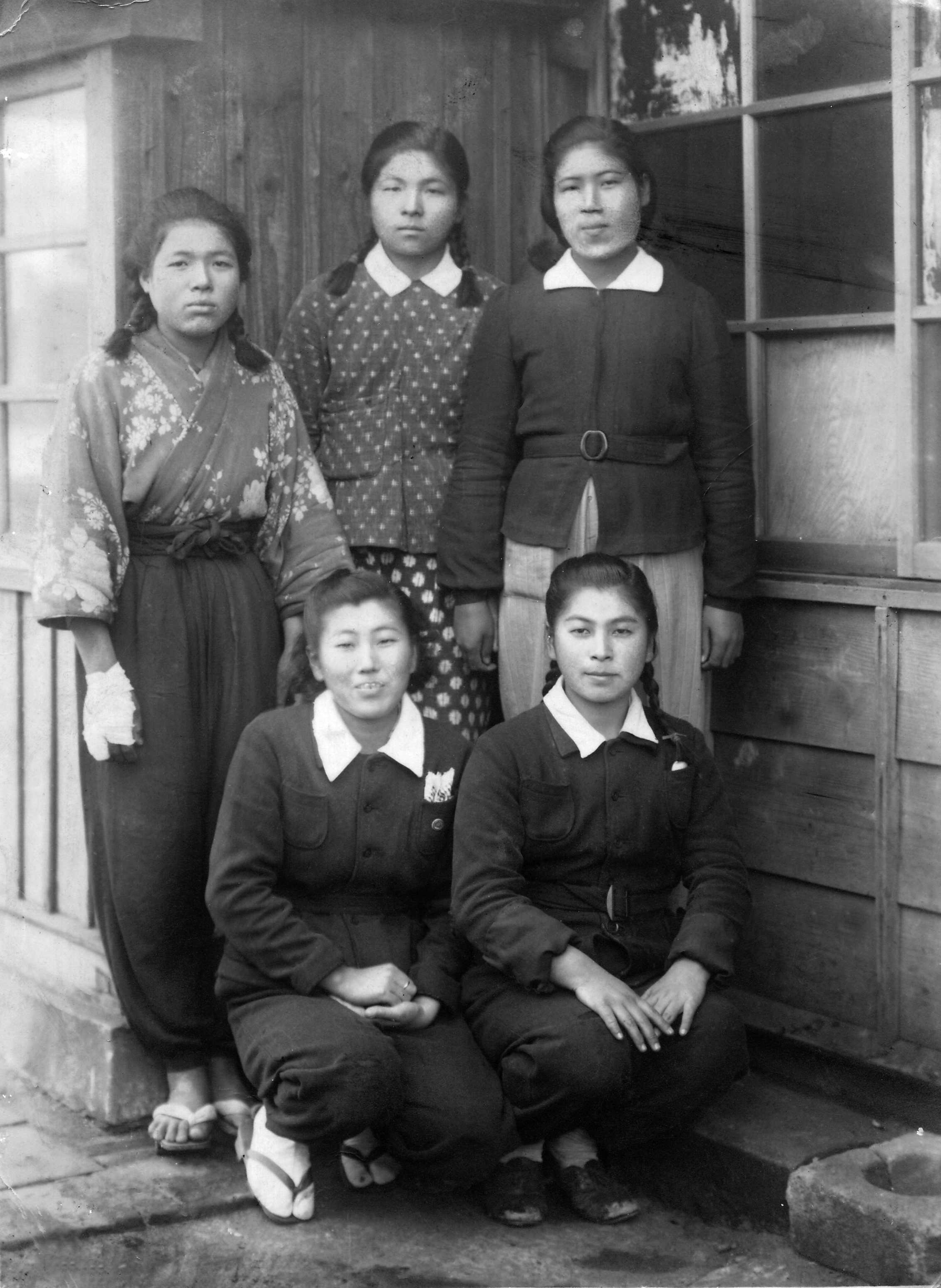 043女性大貫駅職員(昭和18~20年)9回